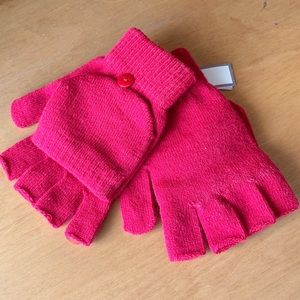 Other - 🍁5/$25🍁 Convertible Mitten Gloves